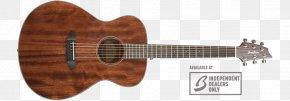 Solid Black Upper And Lower Case D - Acoustic-electric Guitar Acoustic Guitar Breedlove Guitars PNG