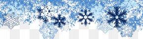 Snow - Snowflake Winter Clip Art PNG
