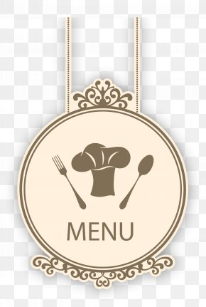 The Elegant Restaurant Menu Pattern Vector - Fast Food Menu Restaurant The Chefs House PNG
