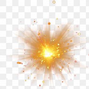 Exploded Fireworks - Light Computer File PNG