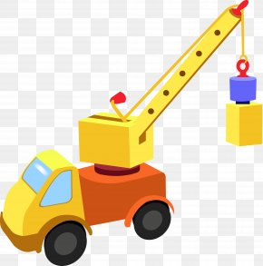 Crane - Toy Crane Water Gun PNG