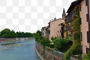 Italy Landscape Seventeen - Verona Tourism Landscape U4e2du56fdu5341u5927u98ceu666fu540du80dc PNG