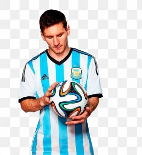 Lionel Messi - Lionel Messi 2014 FIFA World Cup Argentina National Football Team FC Barcelona Desktop Wallpaper PNG