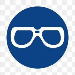 Ppe Symbols - Eye Protection Safety Personal Protective Equipment Lens Glasses PNG
