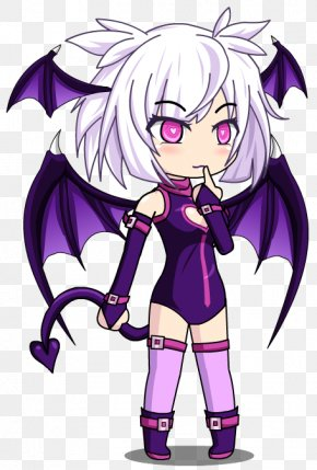 Gacha Studio - Gacha World Gacha Studio (Anime Dress Up) Succubus Lilith PNG