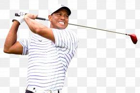 Tiger Woods - Professional Golfer PNG