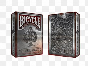 Metal Card - Bicycle Playing Cards Rummy United States Playing Card Company War PNG
