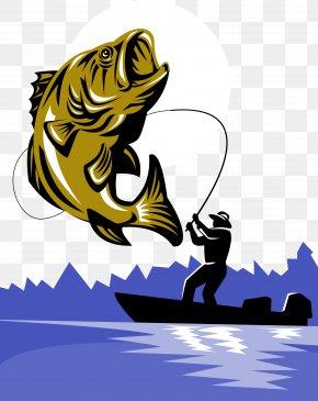 Fishing Rods - Bass Fishing Fishing Rod Fly Fishing PNG