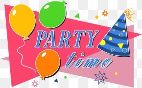 Party Time Cliparts - Party Stock Photography Clip Art PNG