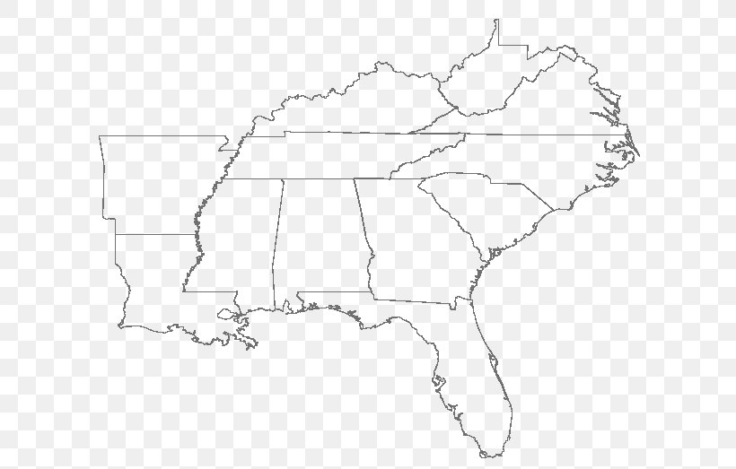 Southeastern United States East Coast Of The United States ...