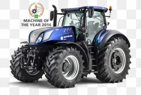 Tractor - John Deere New Holland Agriculture Tractor International Harvester PNG