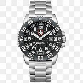 Water Resistant Mark - Luminox Navy Seal Colormark 3050 Series Watch Swiss Made Jewellery PNG
