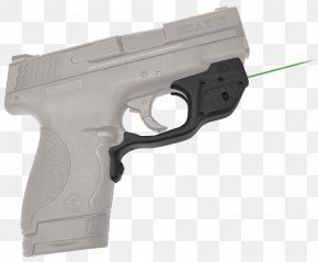Shooting Traces - Trigger Firearm Smith & Wesson M&P Crimson Trace PNG