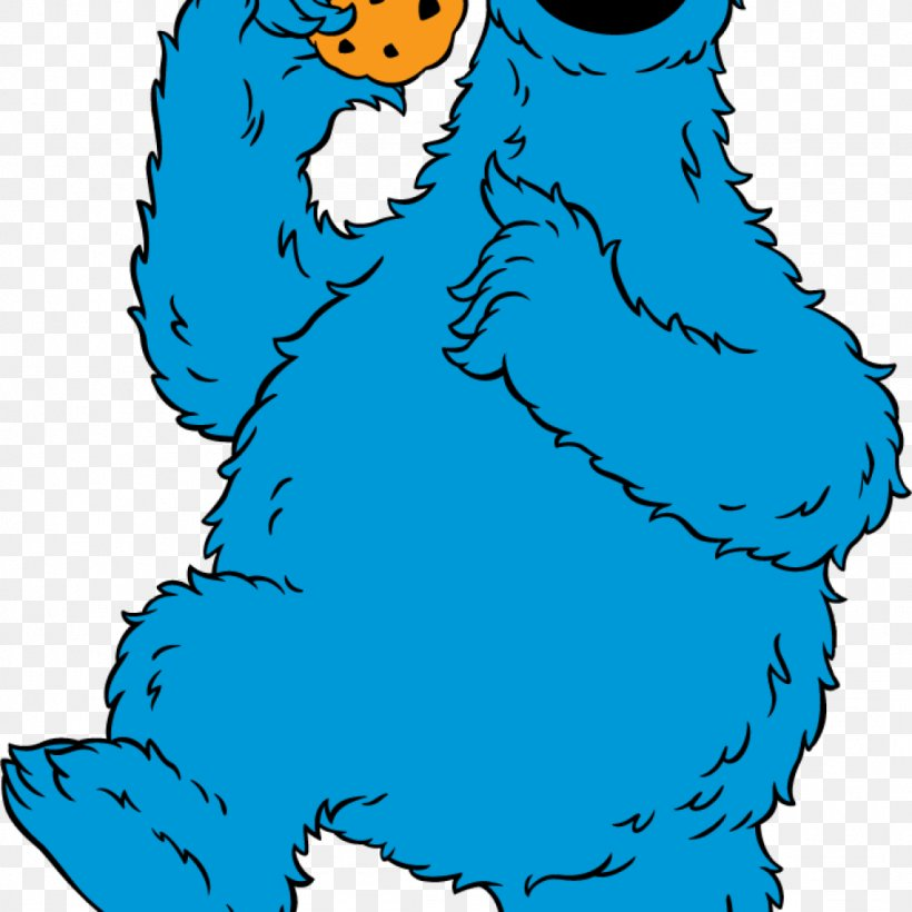 Bird Line Drawing Png 1024x1024px Cookie Monster Bert