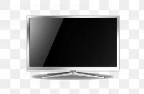 Tv Set - Television Set LED-backlit LCD Smart TV Samsung PNG