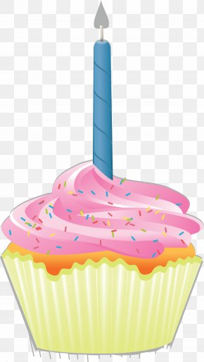 Candles - Cupcake Birthday Cake Muffin Clip Art PNG