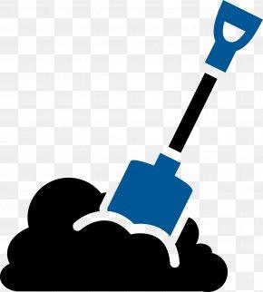 Build Material - Shovel Garden Tool Mulch Clip Art PNG