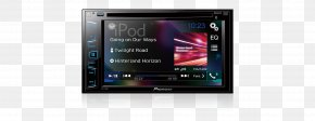 Dvd Player - Car ISO 7736 Vehicle Audio Pioneer Corporation Automotive Head Unit PNG