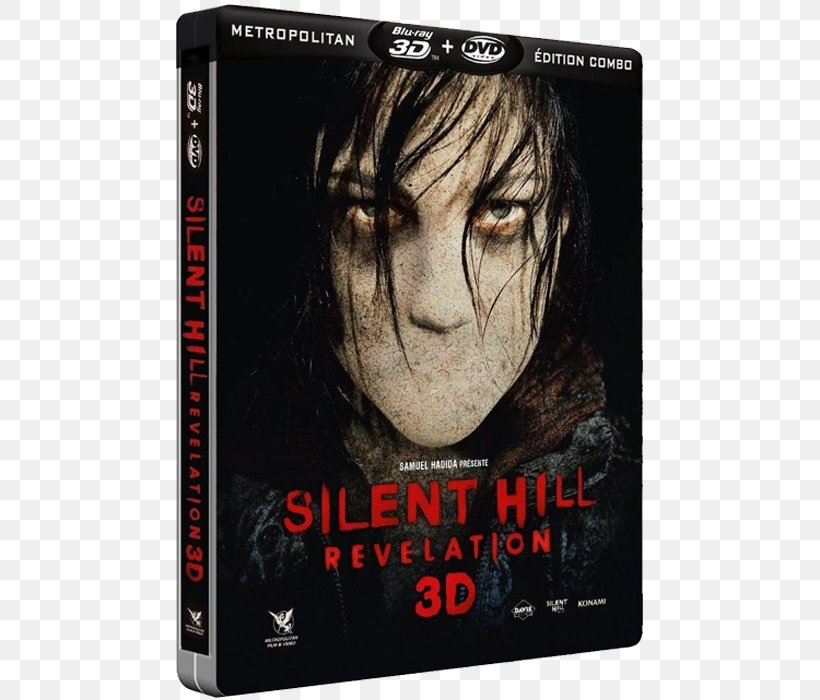 Heather Mason Silent Hill Hd Collection Film Blu Ray Disc Png 700x700px 2012 Heather Mason Adelaide