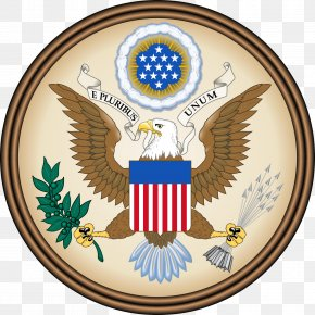 Usa Gerb - Great Seal Of The United States Symbol Coat Of Arms PNG