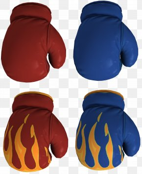 Boxing Gloves - Boxing Glove Punch Hoodie PNG