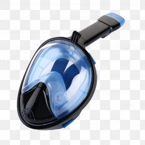 Mask - Diving & Snorkeling Masks Full Face Diving Mask Aeratore Goggles PNG