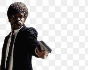Samuel L Jackson Transparent Picture - Jules Winnfield Vincent Vega Film PNG