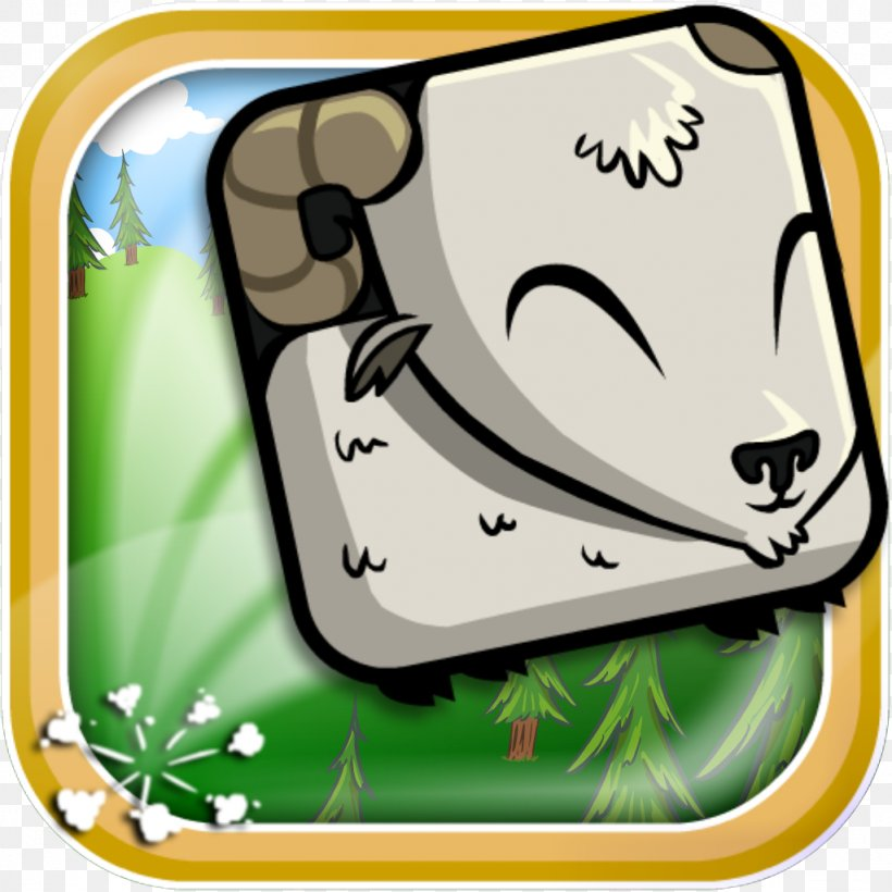 Oh My Goat Zoo Rescue Android, PNG, 1024x1024px, Goat, Android, Cartoon, Dog Like Mammal, Fictional Character Download Free