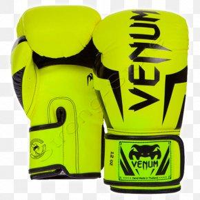 Boxing - Venum Boxing Glove Martial Arts MMA Gloves PNG