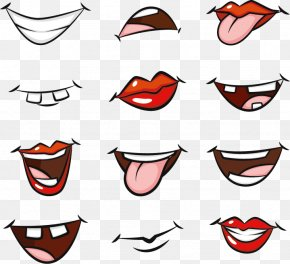 Cartoon Mouth Pictures - Cartoon Mouth Drawing PNG