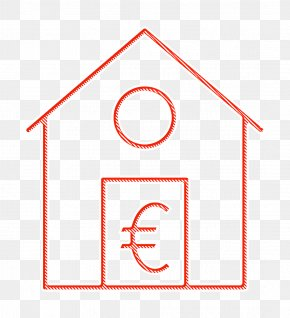Number Price Icon - Currency Icon Euro Icon Home Icon PNG