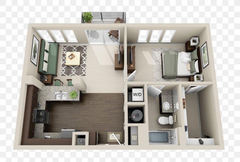 Gateway West Luxury Apartments House