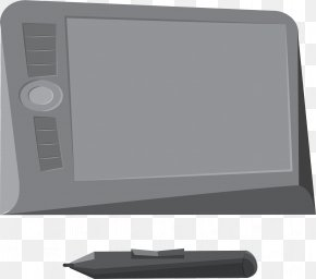 Vector Tablet - Output Device Multimedia Computer Hardware Computer Monitor PNG