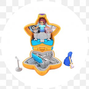 Polly Pocket - Polly Pocket Toy Mattel Doll PNG