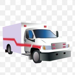 Vector Ambulance - Hospital Ambulance First Aid PNG