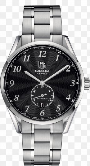 Watch - Aires Jewelers Automatic Watch TAG Heuer Seiko PNG