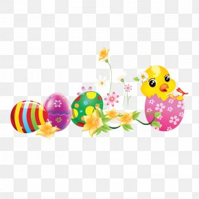Colorful Easter Egg's - Easter Bunny Easter Egg Egg Hunt Moveable Feast PNG