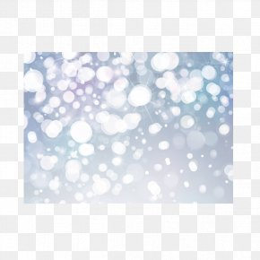 Glass Background - Light Snowflake Royalty-free PNG
