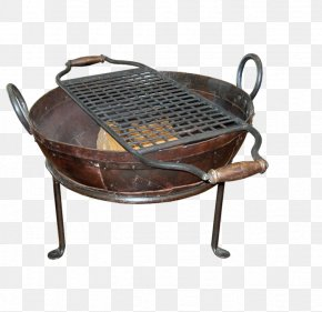 Punjab - Barbecue Grill Brazier Feuerkorb Metal Gridiron PNG