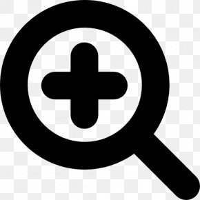 Magnifying Glass - Zooming User Interface Magnifying Glass PNG