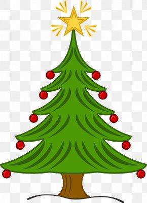 Christmas Tree Free Clipart - Christmas Tree Clip Art PNG