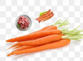 Carrot And Meat - Carrot Cake Daucus Vegetable Orange PNG