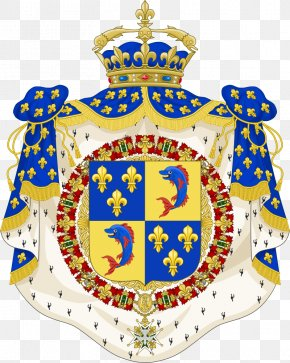 Imperial Family - National Emblem Of France Royal Coat Of Arms Of The United Kingdom Dauphin Of France PNG