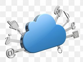 Cloud Service Cliparts - Cloud Computing Information Technology Managed Services Service Provider PNG