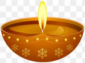 Diwali Candle Transparent Clip Art Image - Diwali Anoopam Mission, Swaminarayan Temple Clip Art PNG