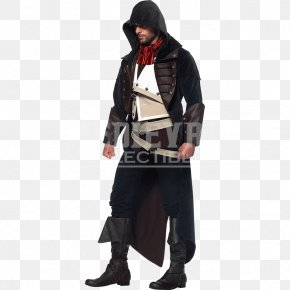 Assassins Creed Unity - Assassin's Creed III Assassin's Creed Unity Ezio Auditore Arno Dorian Costume PNG