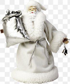 Santa Claus - Ded Moroz Santa Claus White Christmas Holiday PNG
