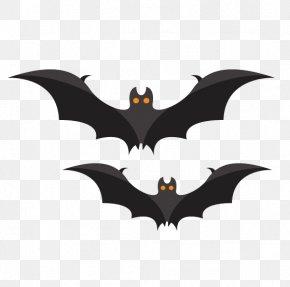 Bat - Halloween Costume Birthday Cake Party Clip Art PNG