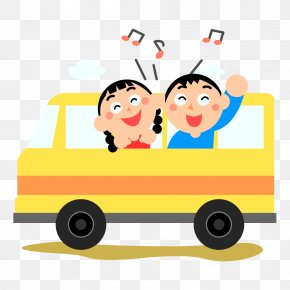 School Bus - Bowling Green Field Trip Clip Art PNG