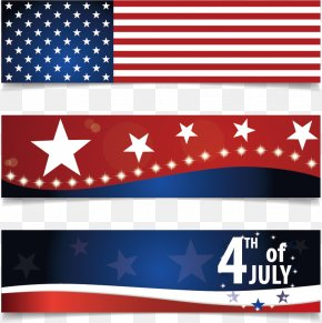 US Independence Day Creatives - Flag Of The United States Clip Art PNG
